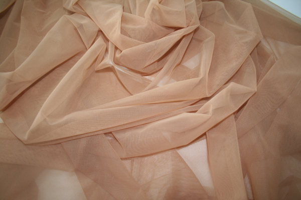 stretch tulle