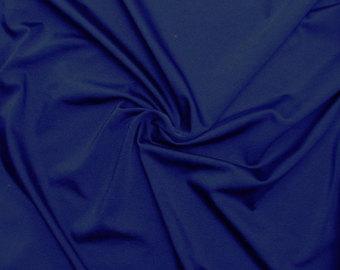 navy blue Lycra Spandex