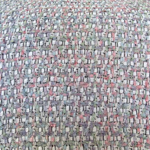 multi color tweed fabric