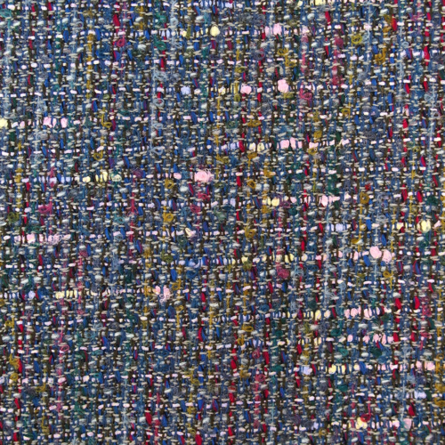 wool boucle tweed
