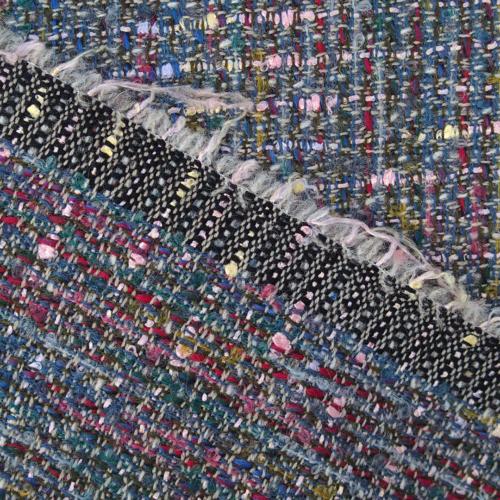 boucle wool tweed