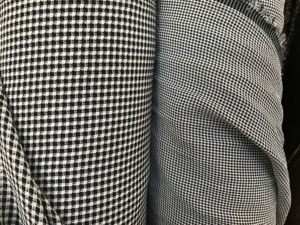 check fabric gingham