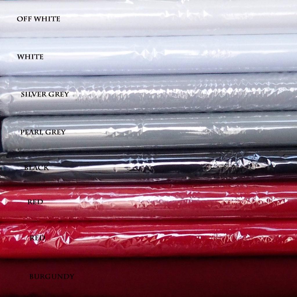 red lycra fabric