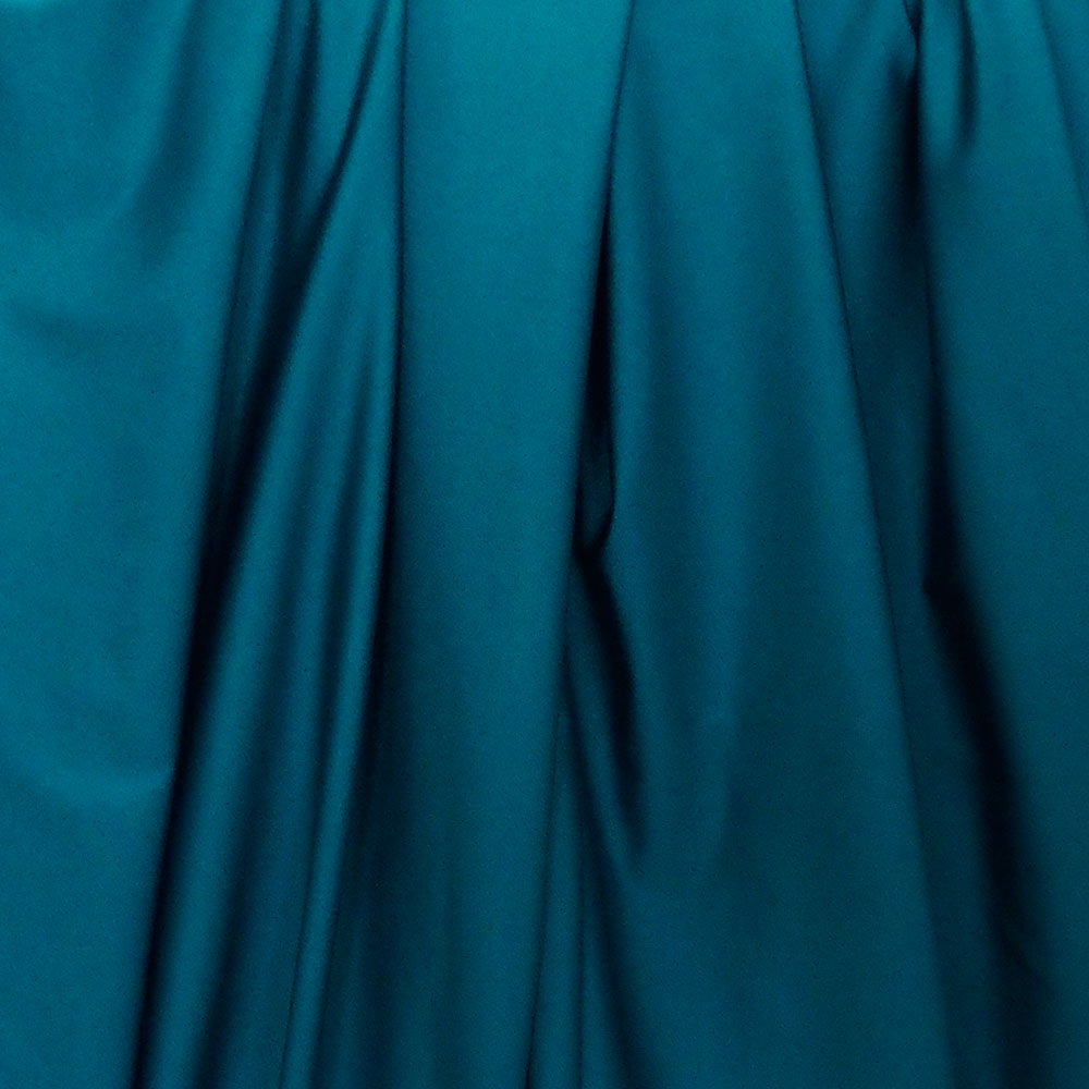 Teal blue lycra fabric bodikian textiles for Lycra fabric