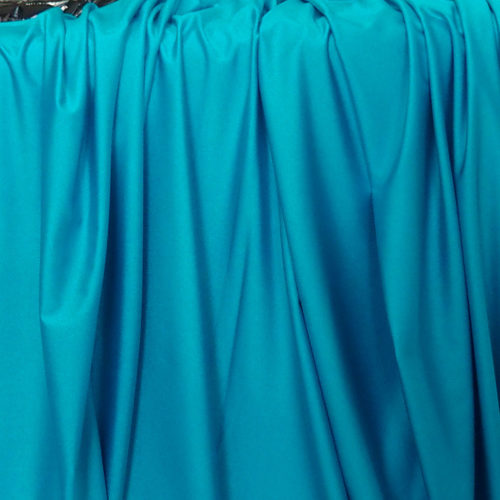 turquoise spandex lycra