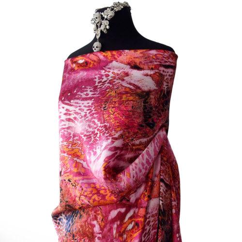 Asian Satin Fabric 74