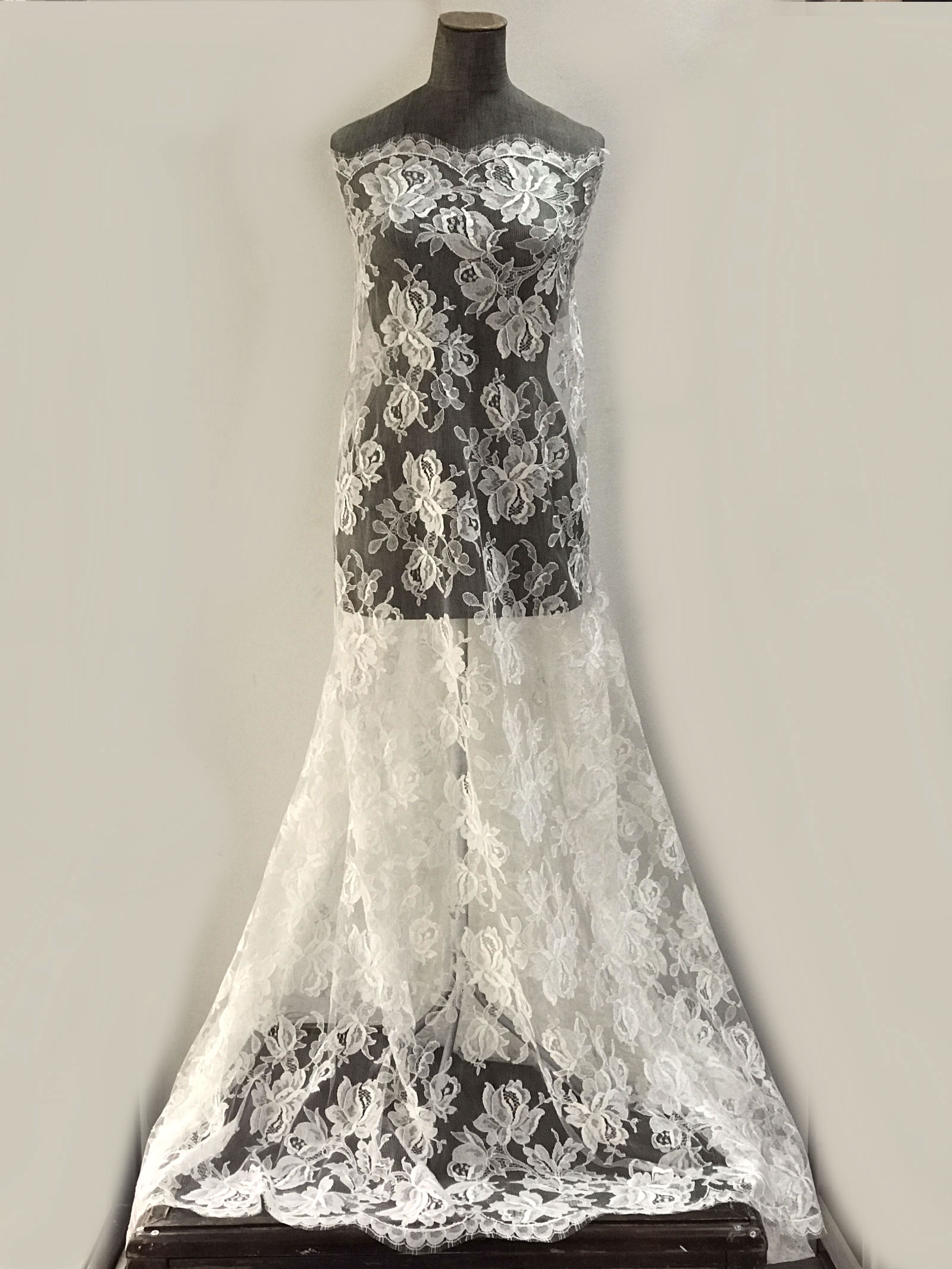 bridal french lace