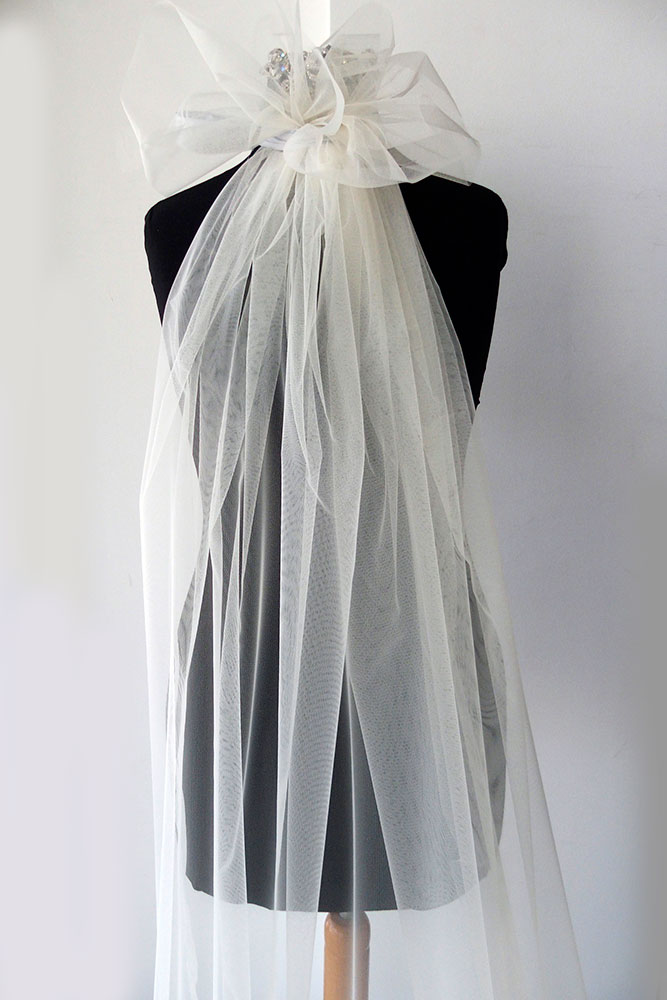 BRIDAL EMBROIDERY TULLE