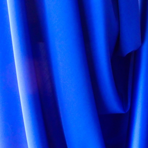 cobalt blue satin