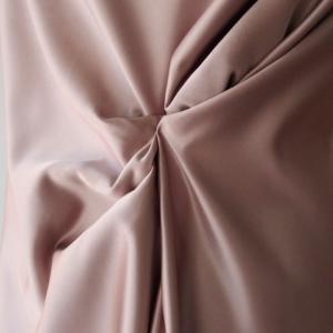 nude pink champagne duchess satin bridal semi stiff under lace 150cm 60 inches