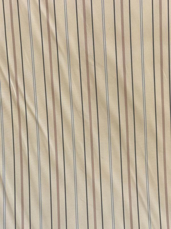 Striped lining fabric