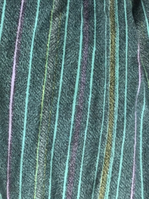 Shirting Striped cotton fabric