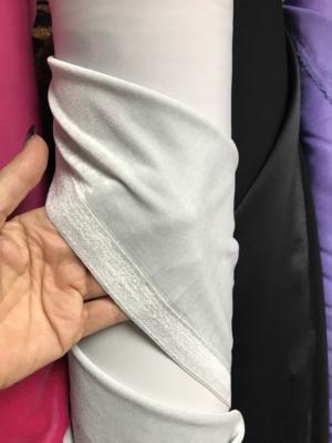 grey stretch velvet