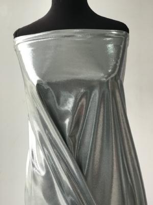 silver lycra