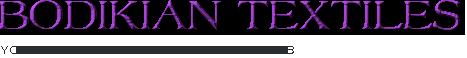 Bodikian Textiles Logo