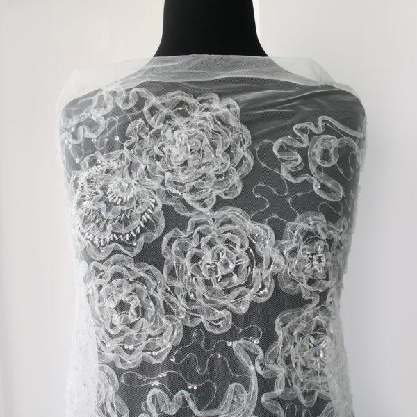 bridal lace fabirc