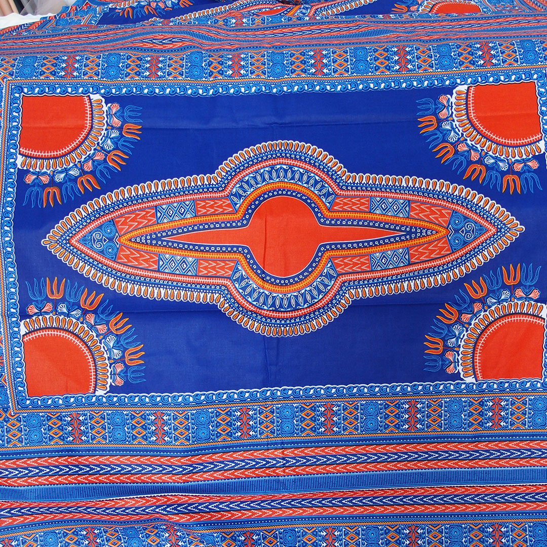 royal blue dashiki