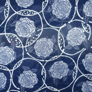 chiffon print fabric