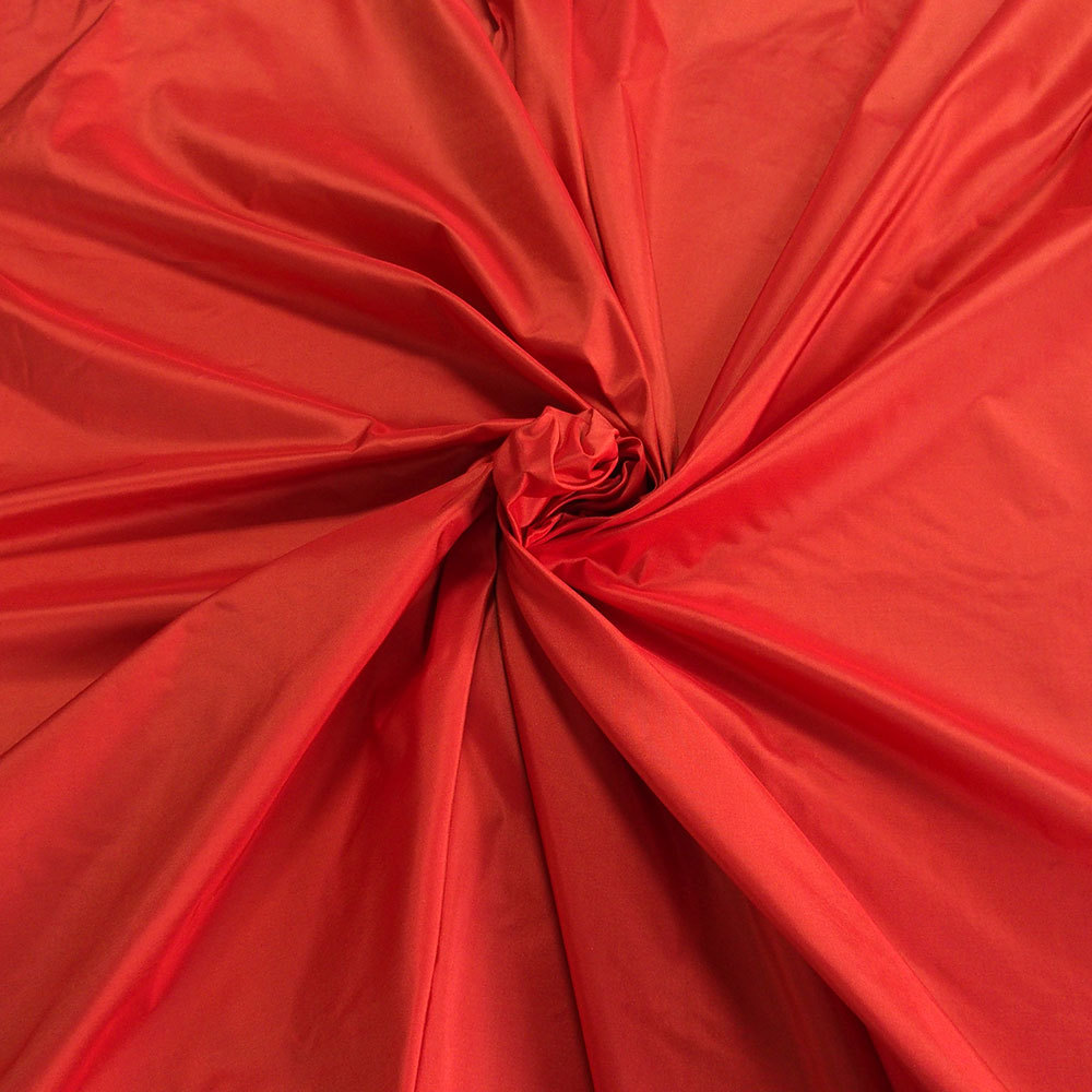 Dark Red 10 Yards Shiny Bridal Satin Fabric 60/""