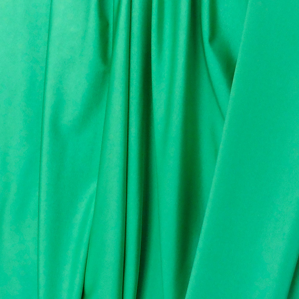 Emerald Green lustre lycra fabric dance wear latin ballroom salsa dress bathing suit ice skating rhythmic gymnastic dress couture