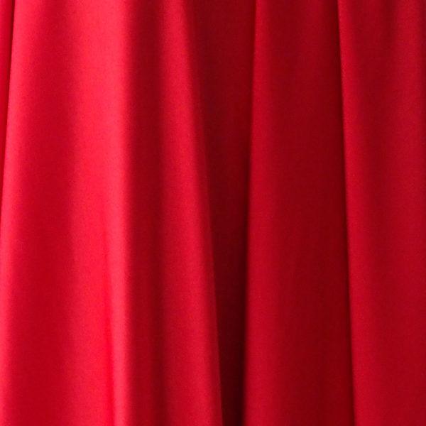 red spandex lycra