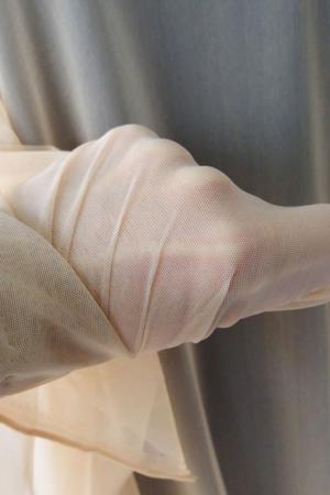 skin colour tulle Lycra elastin Spandex semi illusion ba4dc81f7033