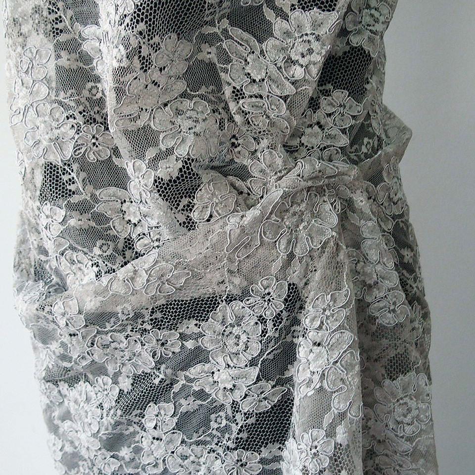 Alencon lace