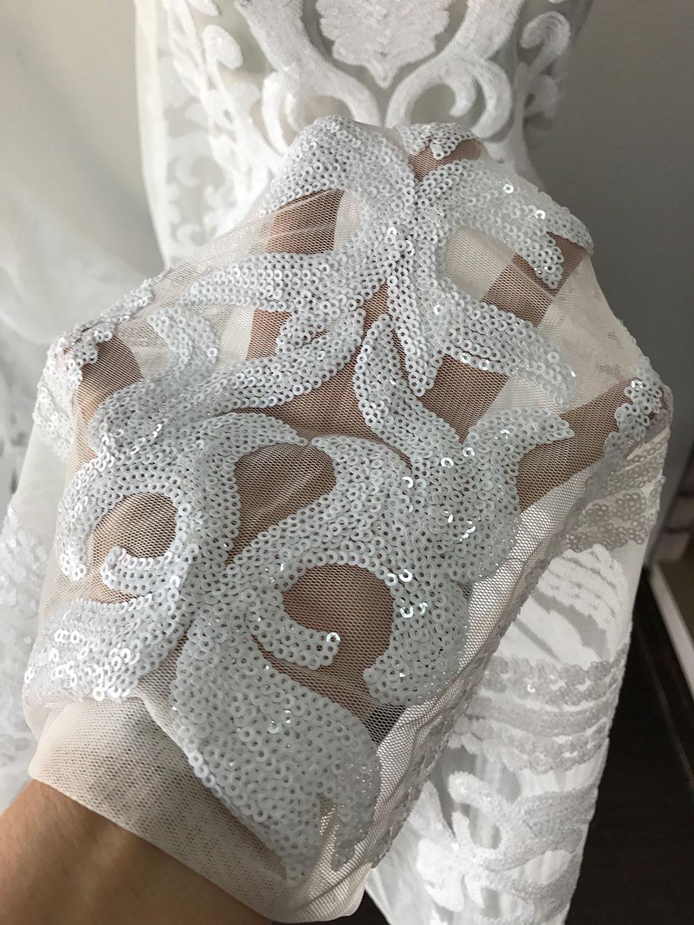 Bridal lace off white lace baroque bridal lace wedding Wedding dress design tool