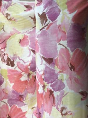 sun dress fabric
