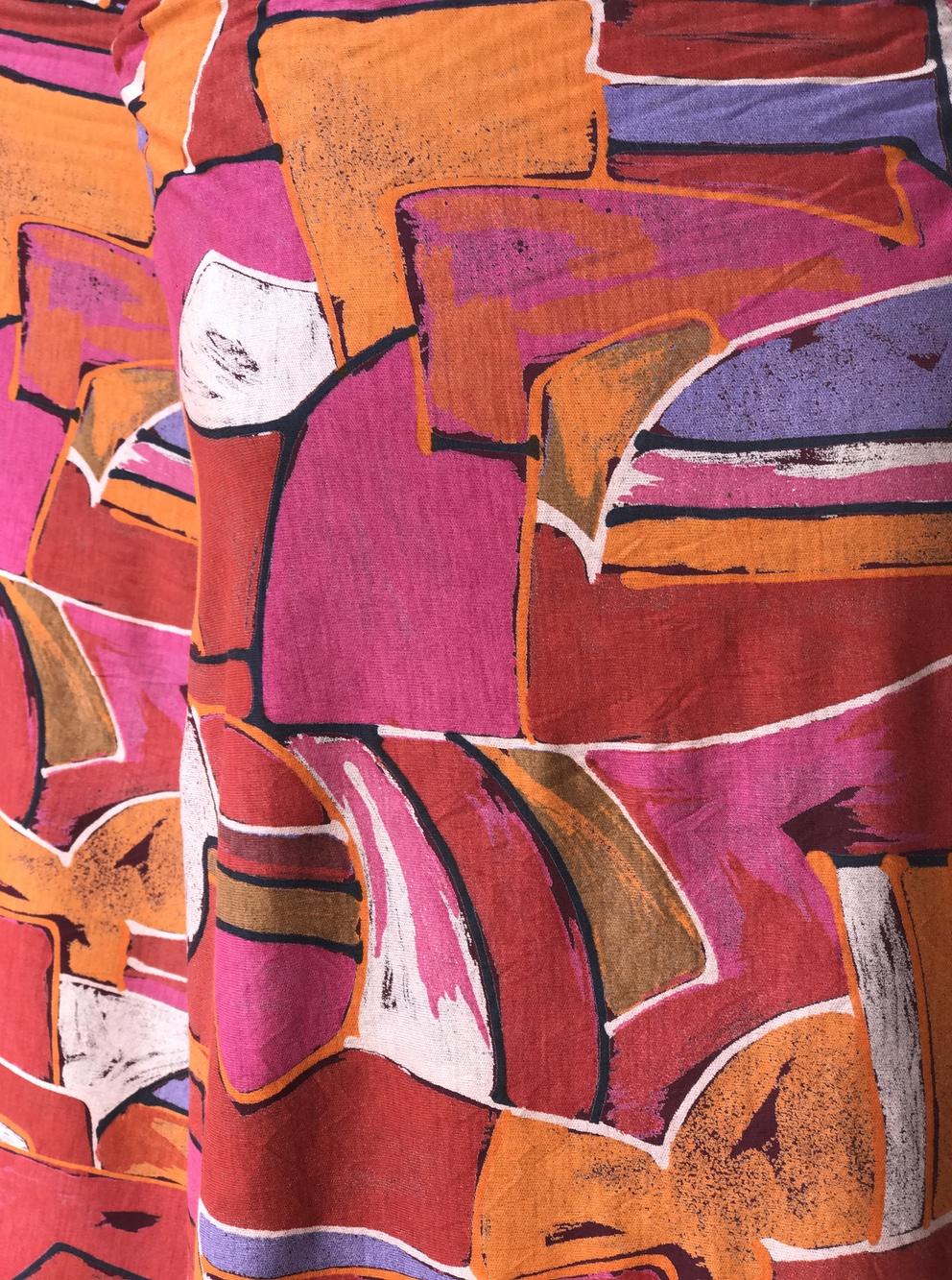 jersey print fabric