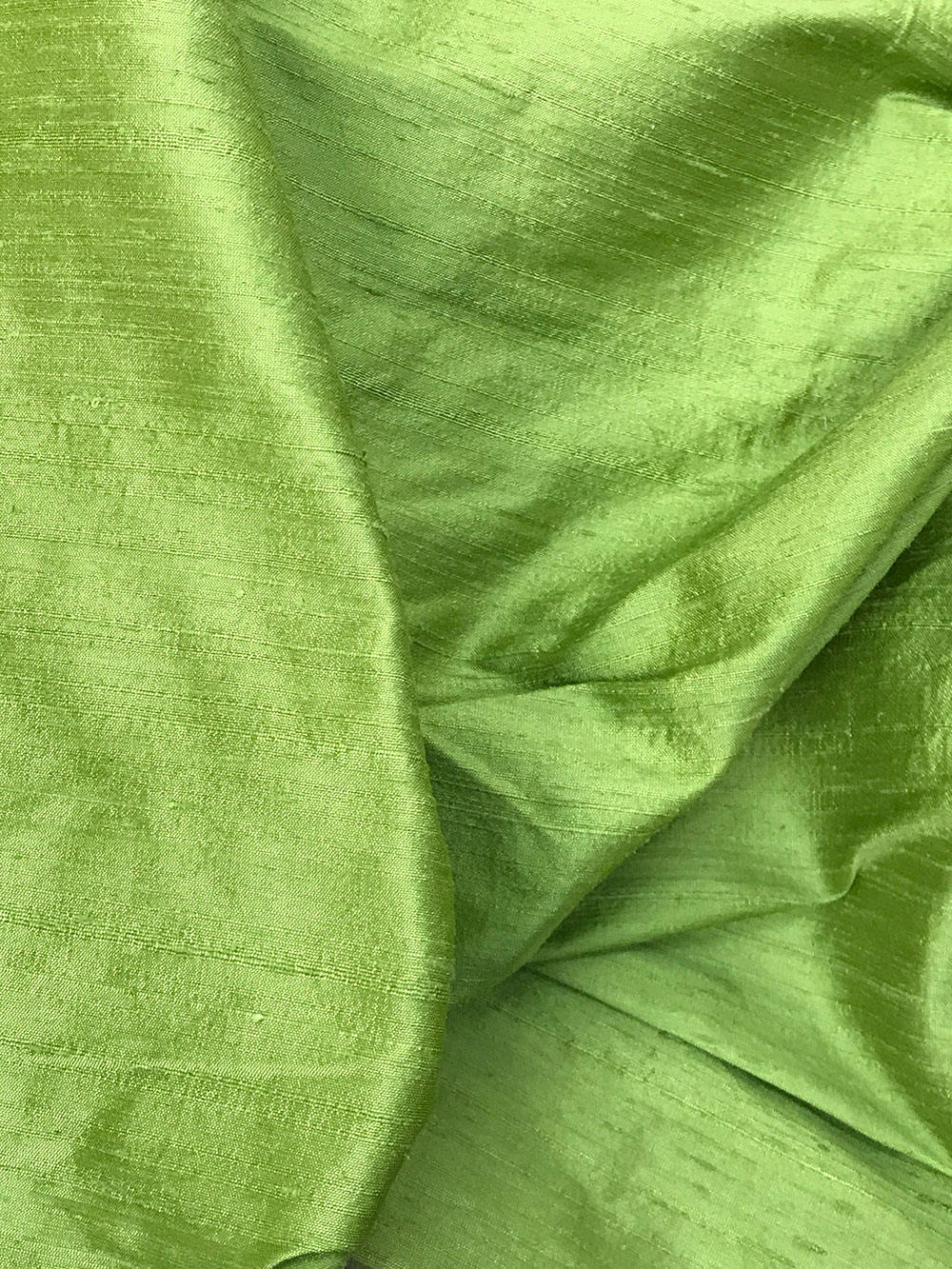 100/% Pure Dupioni Silk Hand Loomed Fabric From India Sell By Yard Off White