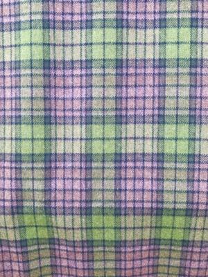 green brown tartan check