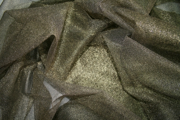 Metallic gold Tulle fabric, Netting, Christmas Tablecloth, Tutus, Skirts, Garters, Fascinators, millinery Hat party decoration 150cm 60""