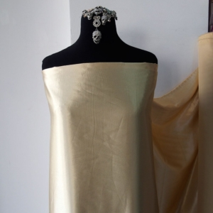 polyester spandex satin fabric shiny stretch satin fabric dress shirt lingerie nude gold pink many colors 150cm wide