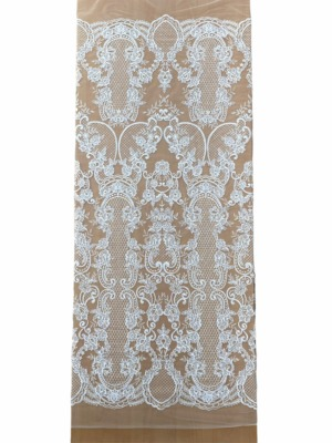 bridal lace fabric
