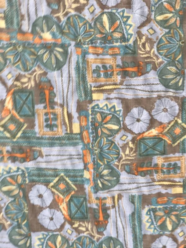 linen summer dress fabric