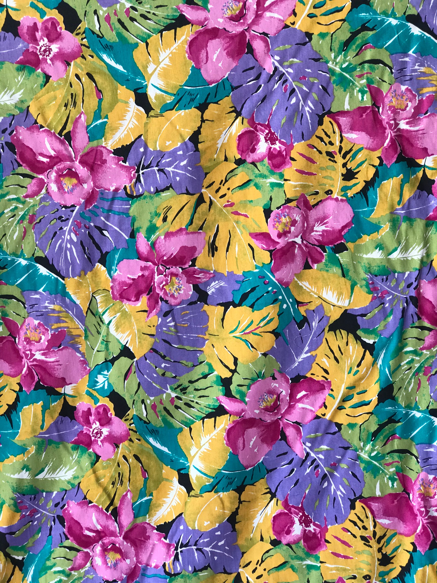 summer dress fabric